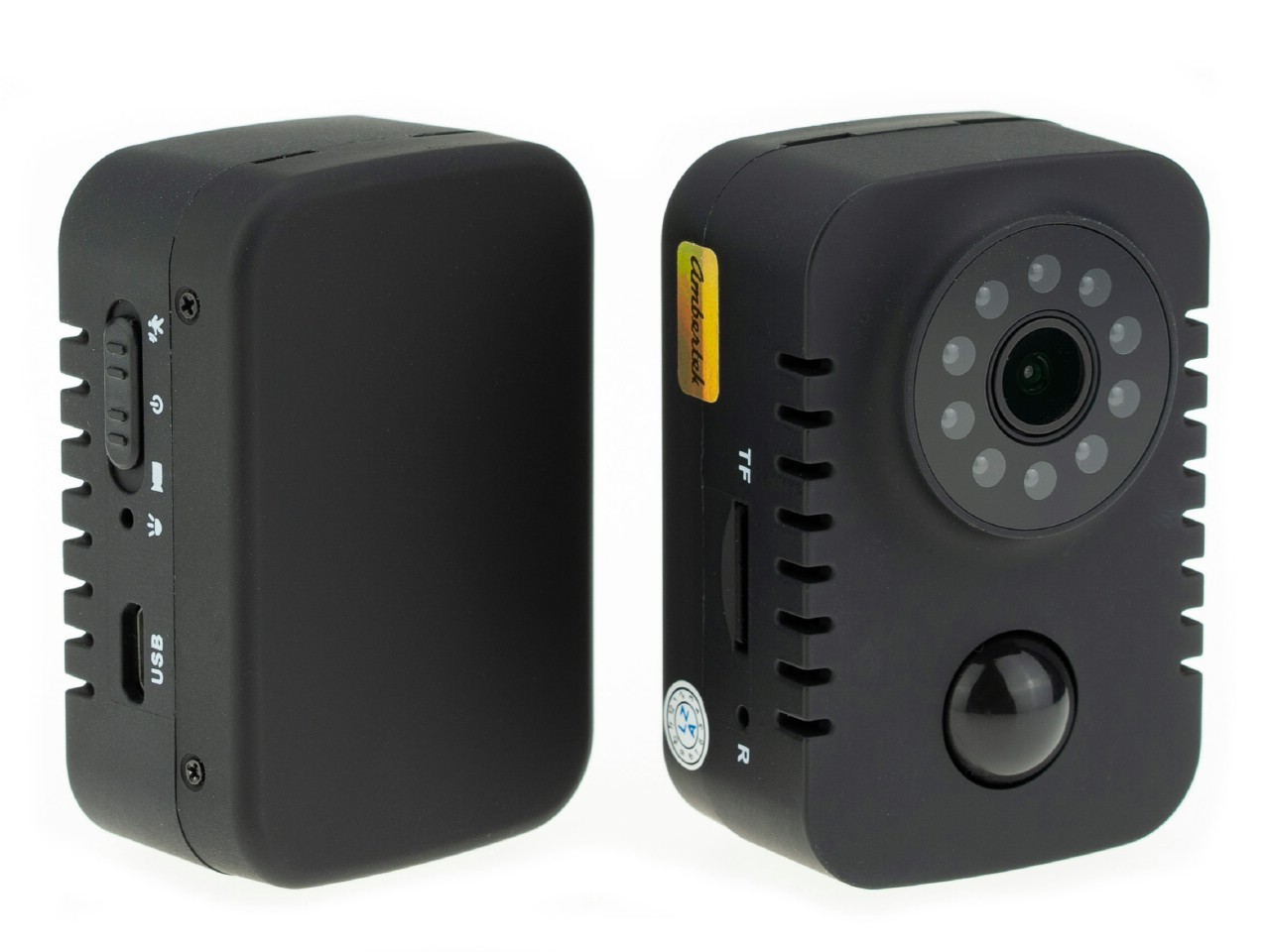 Скрытая мини камера Ambertek DV150 с датчиком движения
