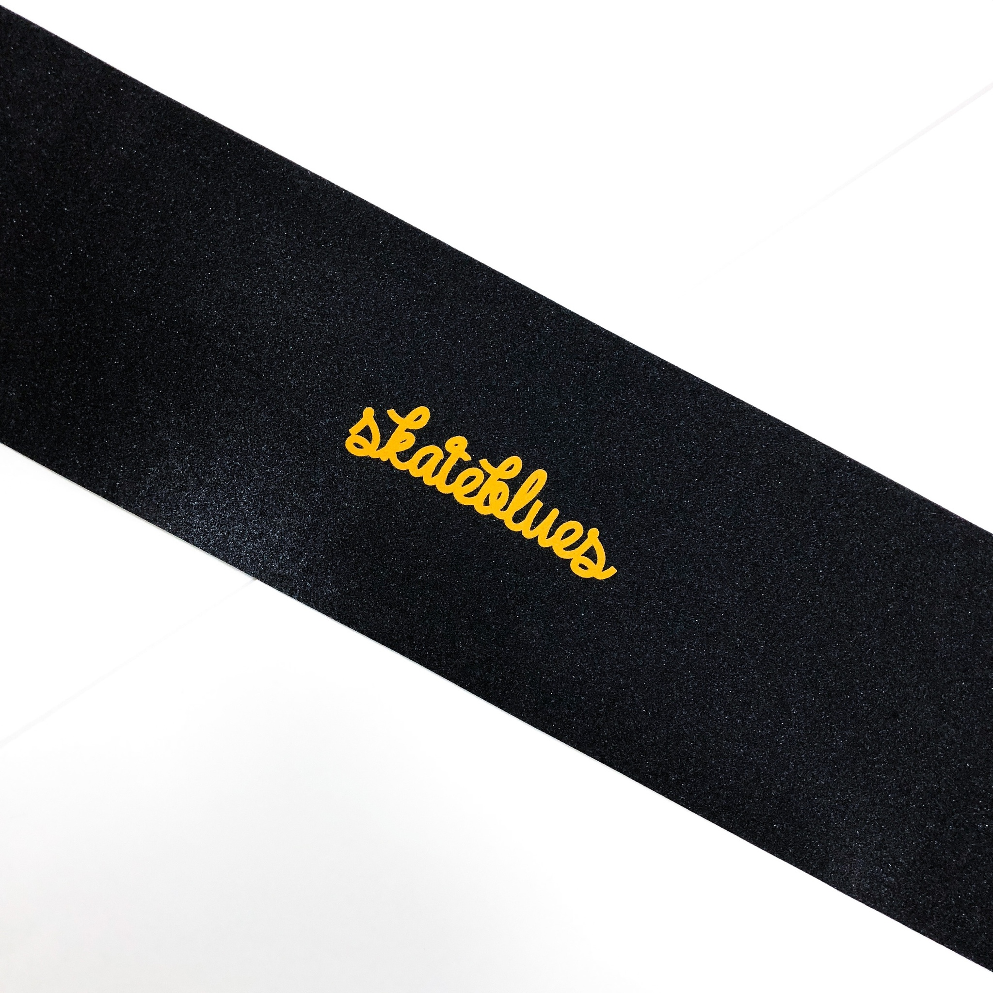 Наждак SKATEBLUES Logo Griptape (Yellow)