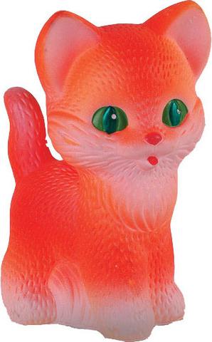 Котенок Рыжик (пвх)