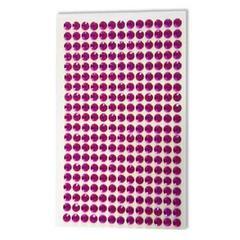 Стразы на клеевой основе 90х430 - темно розовые