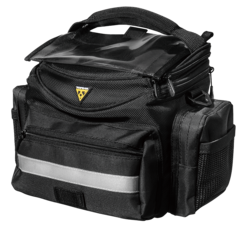 Сумка на руль Topeak Tourguide Handle Bar Bag, W/Fixer 8