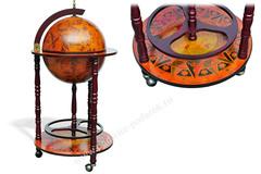 Глобус-бар напольный «Тефида», фото 2