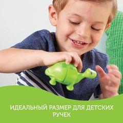 Развивающая игра Разноцветные динозаврики (18 элементов) Learning Resources, арт. LER6708