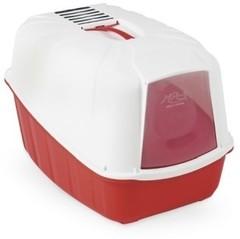 MPS био-туалет KOMODA 54х39х40h см с совком красный