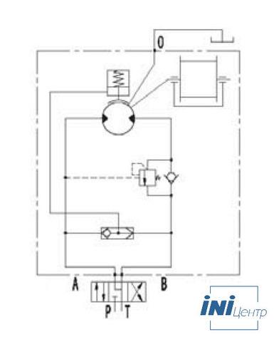 Стандартная лебедка IYJ3-30-99-14-ZP
