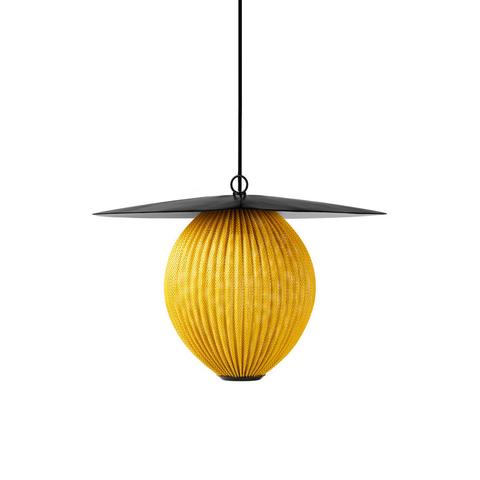 Подвесной светильник копия Satellite by Gubi L (желтый)