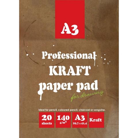 Папка для рисования Kroyter А3 20 листов