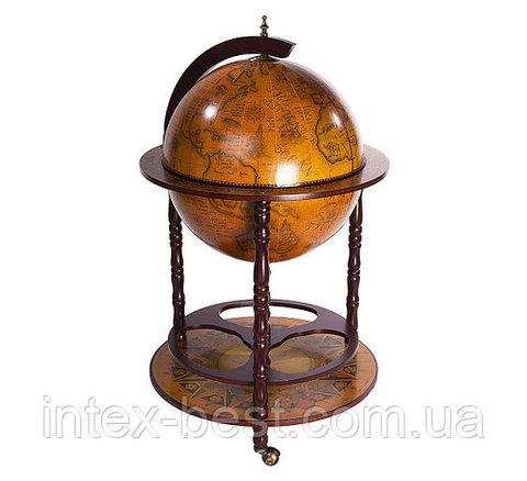 Глобус-бар напольный «Тефида»