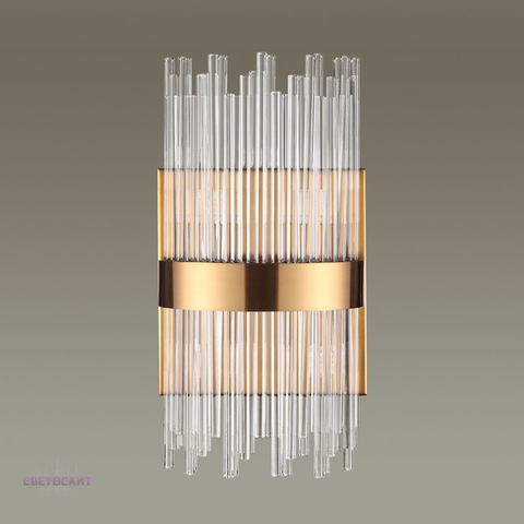 Настенный светильник 4722/4W серии FOCCO