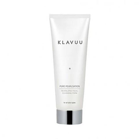 KLAVUU Pure Pearlsation Revitalizing Facial Cleansing Foam 130ml