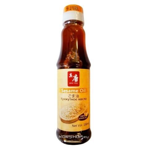Кунжутное масло Real Tang нерафинир 150мл Китай