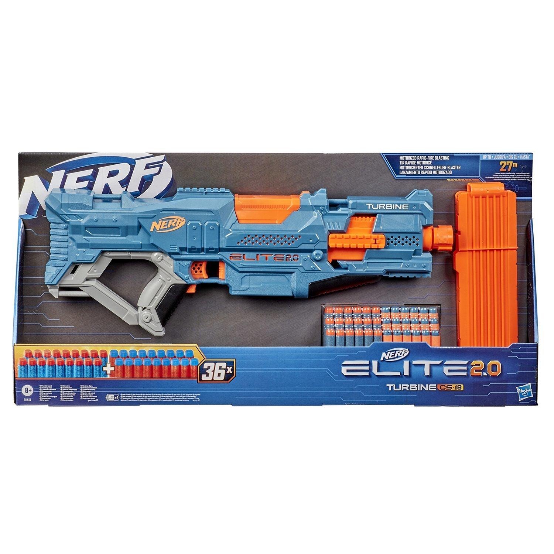 Nerf бластер Турбина CS-18 Elite 2.0