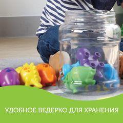 Собери динозавриков (18 элементов) Learning Resources, арт. LER6708