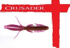 Мягкая приманка Crusader No.01 80мм, цв.009, 10шт.
