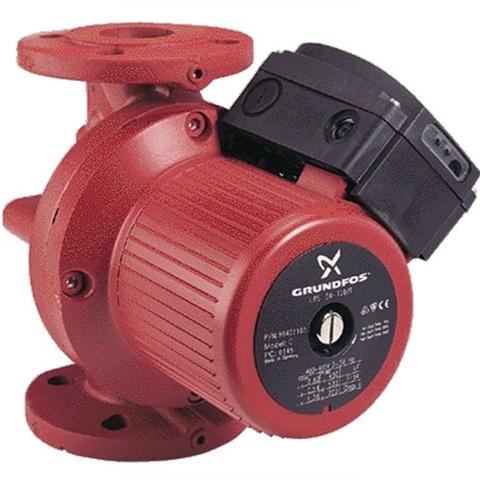 Насос циркуляционный Grundfos 200 UPS 50-185 F PN6/10 (3x400 В)