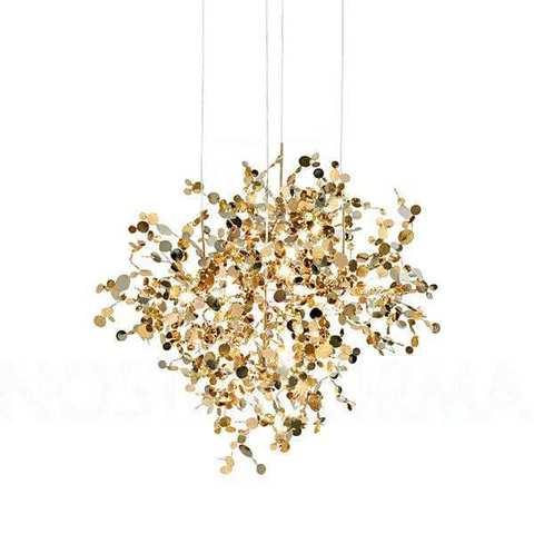 Подвесной светильник копия Argent by Terzani 4 (золотой)