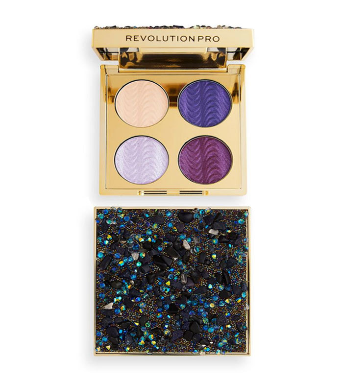 Revolution Pro Ultimate Eye Look Hidden Jewels Palette