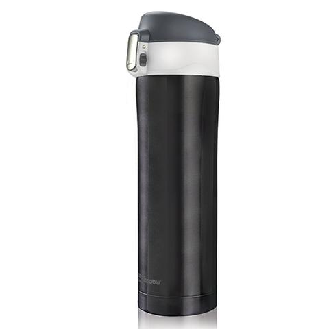Термокружка asobu Diva cup (0,45 л) серая