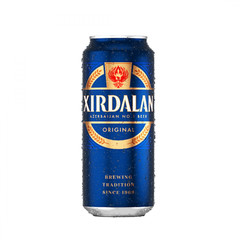 Pivə \ Пиво \ Beer Xırdalan Lager 0.45 L