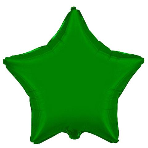 Звезда Зеленая, 45 см