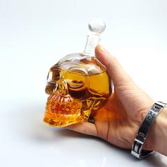 Графин для напитков Череп, 550 мл, фото 7