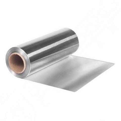 Фольга алюминиевая 18 мкм*100м