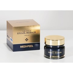 MEDI-PEEL Крем для лица с золотом и муцином улитки 24k Gold Snail Repair Cream 50 мл.