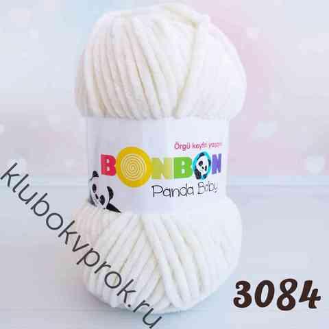 BONBON PANDA BABY 3084, Жемчужный белый