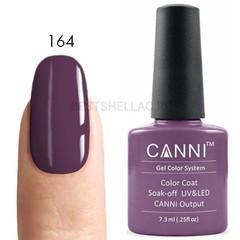 Canni, Гель-лак № 164, 7,3 мл