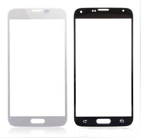 Стекло для Samsung S6 (Белое,Золотое,Черное)