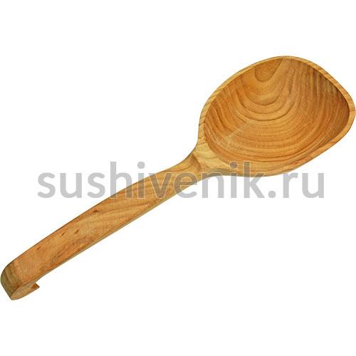 Ковш резной (черешня) 0,5 л