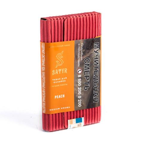 Табак Satyr Peach (Персик) 100 г