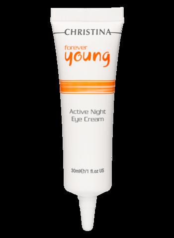 Сhristina Активный ночной крем для кожи вокруг глаз | Forever Young Active Night Eye Cream