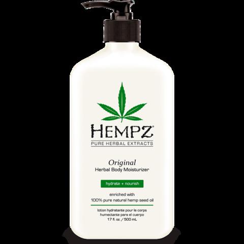 Молочко для тела увлажняющее Оригинальное / Hempz Original Herbal Moisturizer