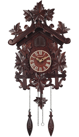 Часы с кукушкой Columbus СQ-044