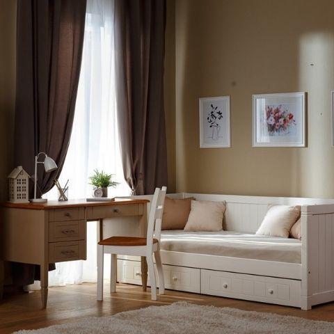 Письменный стол из массива Дания