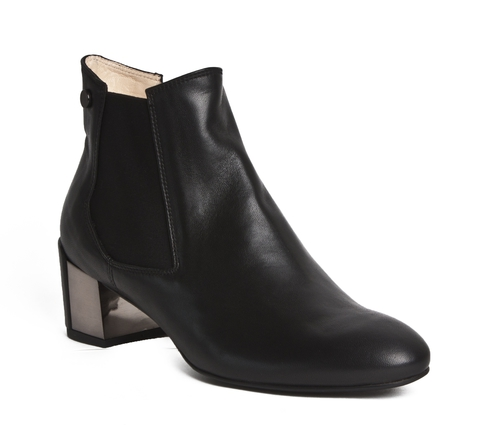 Ботинки Gianmarco Lorenzi 0751 Черный