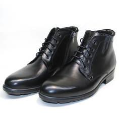 Зимние ботинки мужские Ikoc 2678-1 S