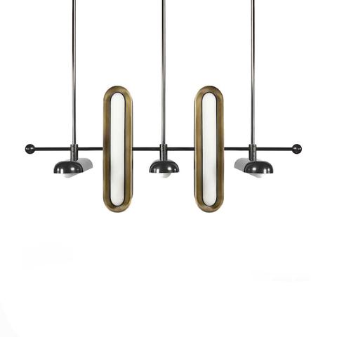 Подвесной светильник копия Circuit by Apparatus (5 плафонов)