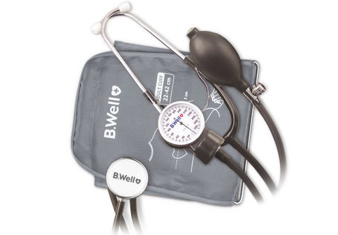 Тонометр  MED-62 механический, стетоскоп, манжета с кольцом M-L (22-42 см) B.Well
