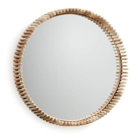 Зеркало Porter тиковое дерево