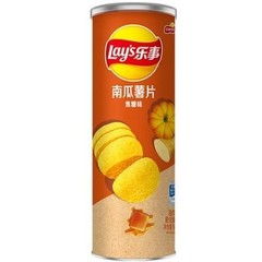 Чипсы Lay's со вкусом карамели Китай 90 гр