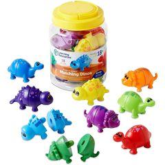 Развивающая игрушка Собери динозавриков (18 элементов) Learning Resources, арт. LER6708