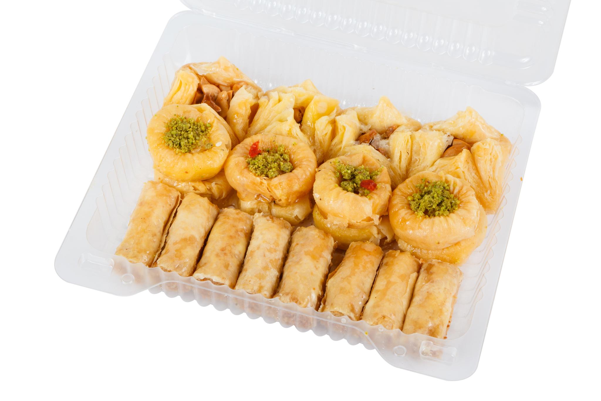 """Pate D'or Пахлава - Ассорти ливанских сладостей """"Арвад"""", 250 г import_files_6f_6f5dd3bb787e11e799f3606c664b1de1_226777f0ae6c11e7b011fcaa1488e48f.jpg"""
