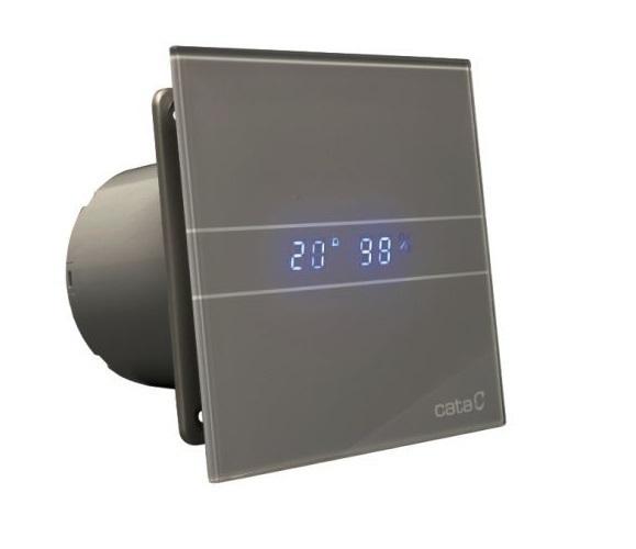 Cata E glass series Накладной вентилятор Cata E 100 GSTH Silver (Влажность, таймер, термометр, дисплей) 6f7b36affa4a268120fbdcdae4e12673.jpg