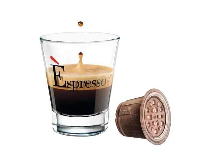 Кофе в капсулах Caffe Vergnano 1882 Espresso Bio 100% Arabica