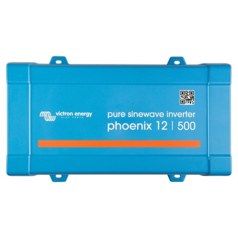 Инвертор для каравана PHOENIX 12/500 VE.DIRECT SCHUKO