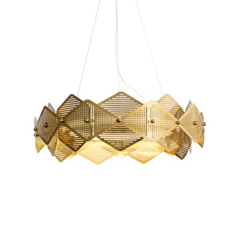 Подвесной светильник Skrit by Light Room (золотой)