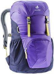 Рюкзак детский Deuter Junior violet-navy (2021)