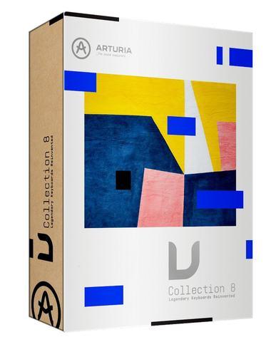 Программное обеспечение Arturia V Collection 8